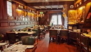Превью фото о Ресторане D'Vijff Vlieghen