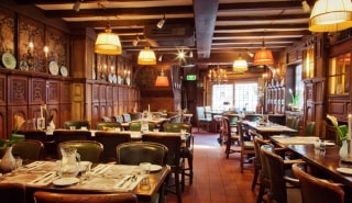 Превью фото о Ресторане «Haesje Claes»