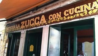 Превью фото о Ресторане La Zucca
