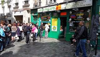 Превью фото о Ресторане L'As Du Fallafel