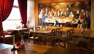Превью фото о Ресторане «Oberza pod Czerwonym Wieprzem»