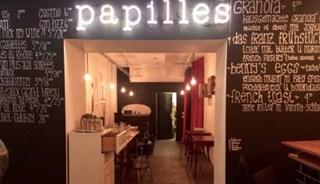 Превью фото о Ресторане Papilles