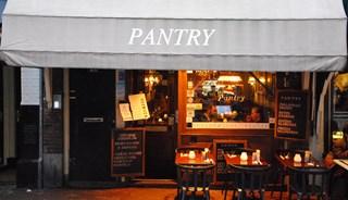 Превью фото о Ресторане «The Pantry»