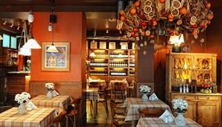 Превью фото о Ресторане Trattoria Mamma Mia