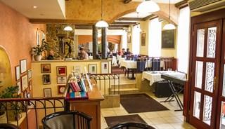 Превью фото о Ресторане Rosenstein Vendeglo
