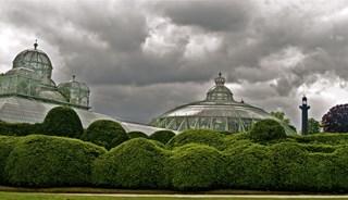 Превью фото о Королевских оранжереях