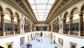Превью фото о Музее изящных искусств