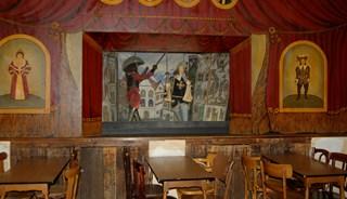 Превью фото о Кукольном театре De Toone