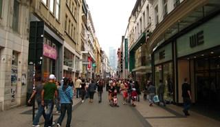 Превью фото о Улице Rue Neuve