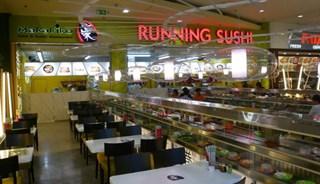 Превью фото о Running Sushi Makakiko