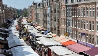 Превью фото о Рынке «Albert Cuyp»