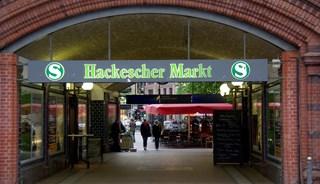 Превью фото о Рынке Hackescher Markt