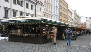 Превью фото о Рынке Havelske Trziste