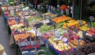 Превью фото о Рынке Naschtmarkt