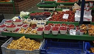Превью фото о Рынке Stary Kleparz