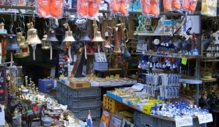 Превью фото о Рыноке «Waterlooplein»