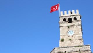 Превью фото о Часовой башне