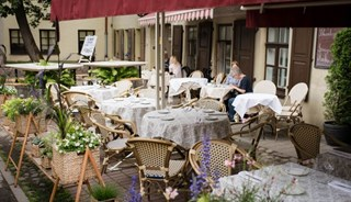 Превью фото о Ресторане Saint Germain