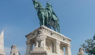 Превью фото о Памятнике Иштвану 1
