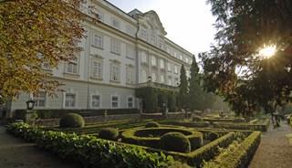 Превью фото о Дворце Леопольдскрон