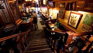 Превью фото о Ирландском пабе Shamrock