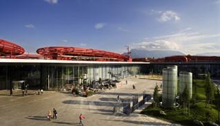 Превью фото о Торговом комплексе Европарк