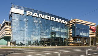 Превью фото о Торговом центре Panorama