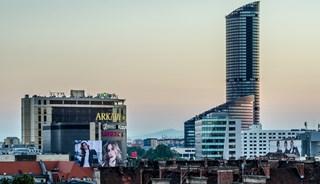 Превью фото о Торговом комплексе Sky Tower