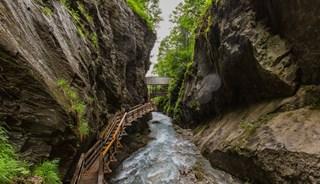 Превью фото о Ущелье Зигмунд-Тун Кламм