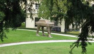 Превью фото о Скульптуре «Quo vadis»