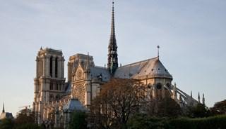 Превью фото о Соборе Парижской Богоматери