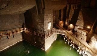 Превью фото о Соляной шахте в Величке