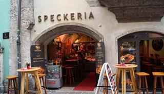 Превью фото о Мясном магазине Speckeria