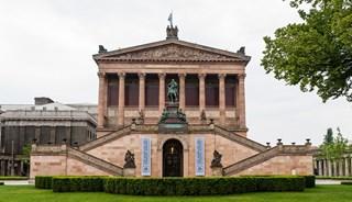 Превью фото о Старой национальной галереи