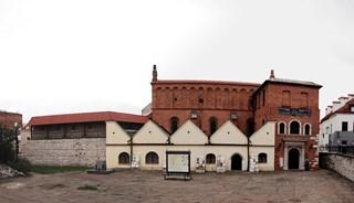 Превью фото о Старой синагоге