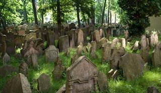 Фото Старое еврейское кладбище