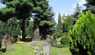 Фото Старое католическое кладбище