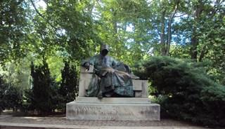 Фото Статуя Анонима
