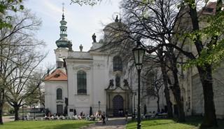Фото Страговский монастырь