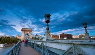 Превью фото о Цепном мосте