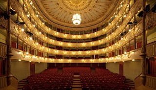 Превью фото о Театре Goldoni