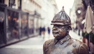 Превью фото о Памятнике полицейскому