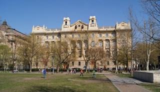 Превью фото о Венгерском национальном банке