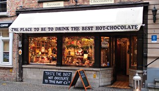 Превью фото о Магазине The Old Chocolate House