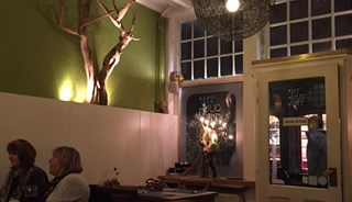 Превью фото о Ресторане The Olive Tree