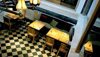 Превью фото о Бистро Tom's Diner