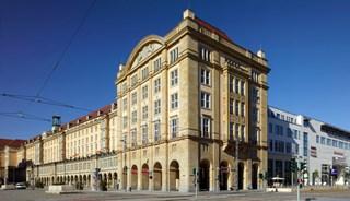 Превью фото о Торговом центре Altmarkt Galerie