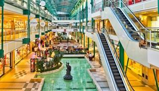 Превью фото о Торговом центре Променада