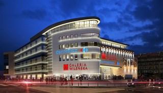 Превью фото о Торговом комплексе Galeria Wilenska