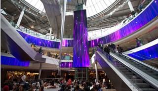 Превью фото о Торговом комплексе «Les Quatre Temps»